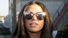 Katie Price bought a pink mobility scooter to get around her driving ban