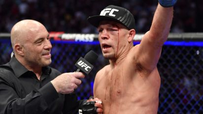 Nate Diaz is the UFC's ultimate lovable loser