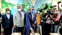 O opositor Abinader proclama vitória na eleição presidencial da República Dominicana
