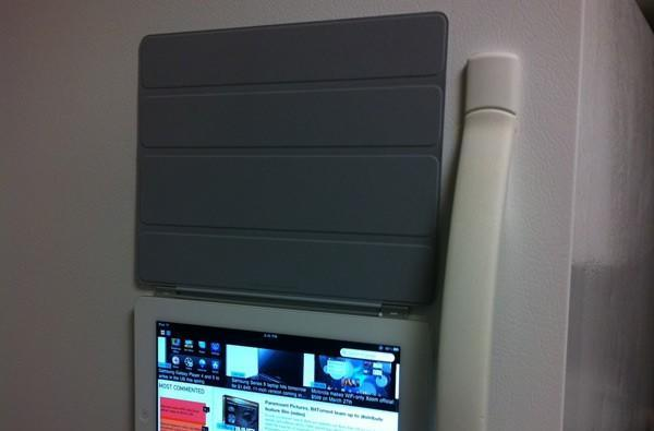Visualized: Smart Cover magnets can turn your Apple tablet into a FridgePad