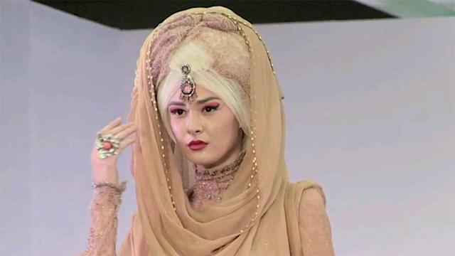See the chic collections at the Islamic Fashion Festival