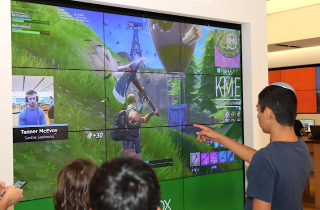 PlayStation and Xbox sales discount 'Fortnite' and 'Shadow of War'