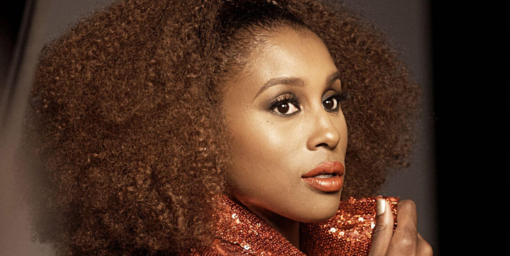 Issa Rae on CoverGirl's New 48-Color Lipstick Collection (and Her