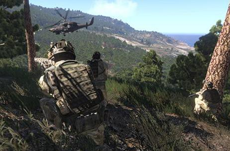 Arma 3 update sends troops to virtual bootcamp