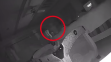 Michigan couple claims they captured a 'ghost' on nanny cam after baby appears to have deep scratches on her face