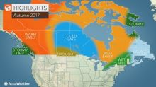 Canada's fall forecast: Storms and drought are on the way