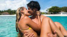 "Yasmin Brunet e Gabriel Medina curtem romance nas Maldivas: ""Sonho"""