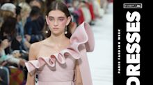 All of the most jaw-dropping dresses from Paris, Milan, London and New York Fashion Week