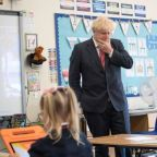 Coronavirus: Boris Johnson insists schools are safe hours after children's commissioner calls for more testing