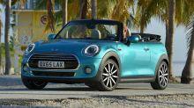 New 2016 Mini Cooper Convertible Drops Its Top