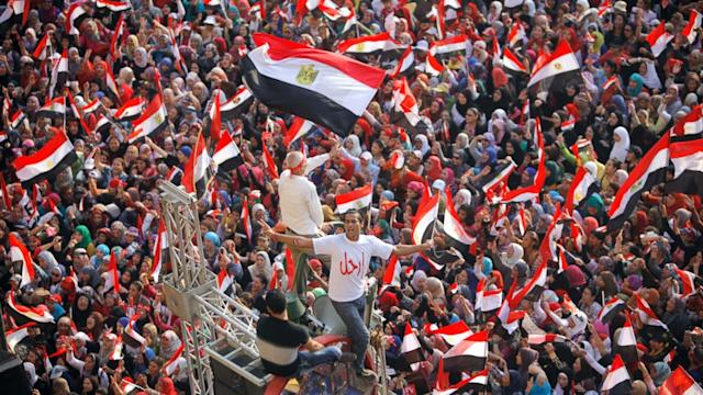 Tahrir Square Revolutionaries: Protestors Tell their Stories of the Egyptian Revolution