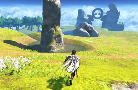 Tales of Zestiria shows off zesty vistas in new screenshots