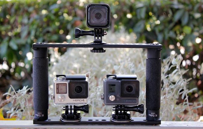 Action camera shootout: Which GoPro is best for you?