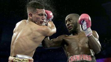 Crawford TKOs Benavidez Jr., retains belt