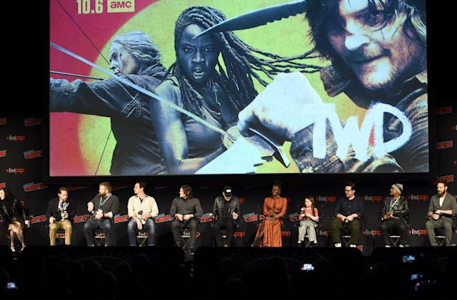 AMC's free streaming TV includes 'The Walking Dead' and 'MST3K'