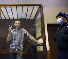 Amnesty International revokes Kremlin critic Navalny's 'prisoner of conscience' status