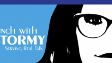 Stormy Simon Launches 'Lunch With Stormy' Podcast