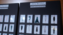 Behind the scenes at Jason Wu's inaugural Singapore Fashion Week show