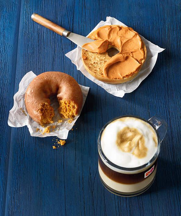 Dunkin' Donuts Just Announced Their Entire Fall Menu
