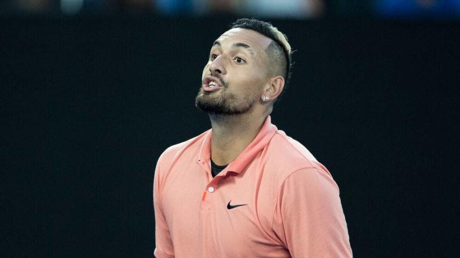 Trotz weniger Zuschauer - Kyrgios kritisiert French Open