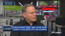 Discovery CEO: We're a different kind of media company th...