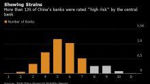 China's Hurting Banks Brace for Worst-Case Economic Scenario
