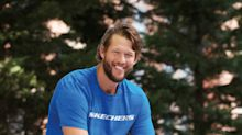 Los Angeles All-Star Clayton Kershaw Signs on to Pitch Skechers