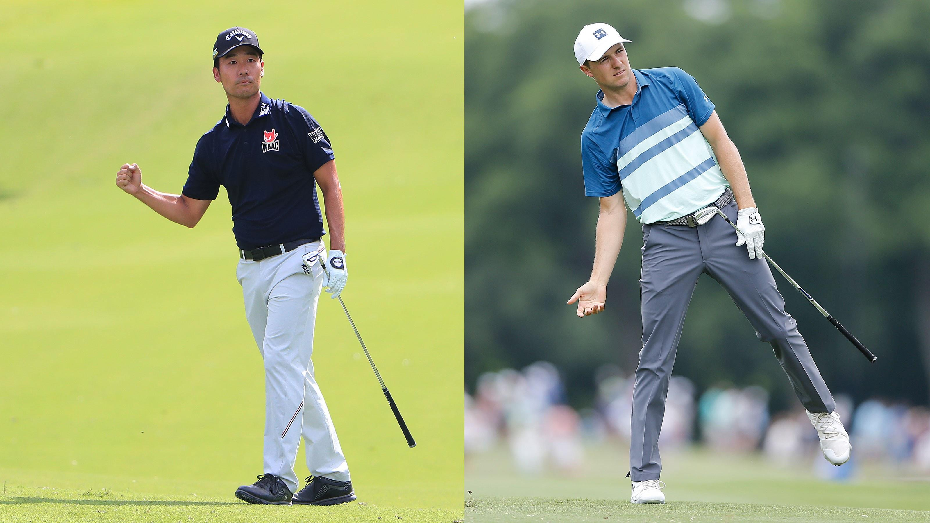 1504c58c290 Kevin Na and Jordan Spieth both say they leave Colonial with confidence.  But only one left as the champ