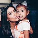 Kim Kardashian Told a Really Intense Story About Thinking She Miscarried North