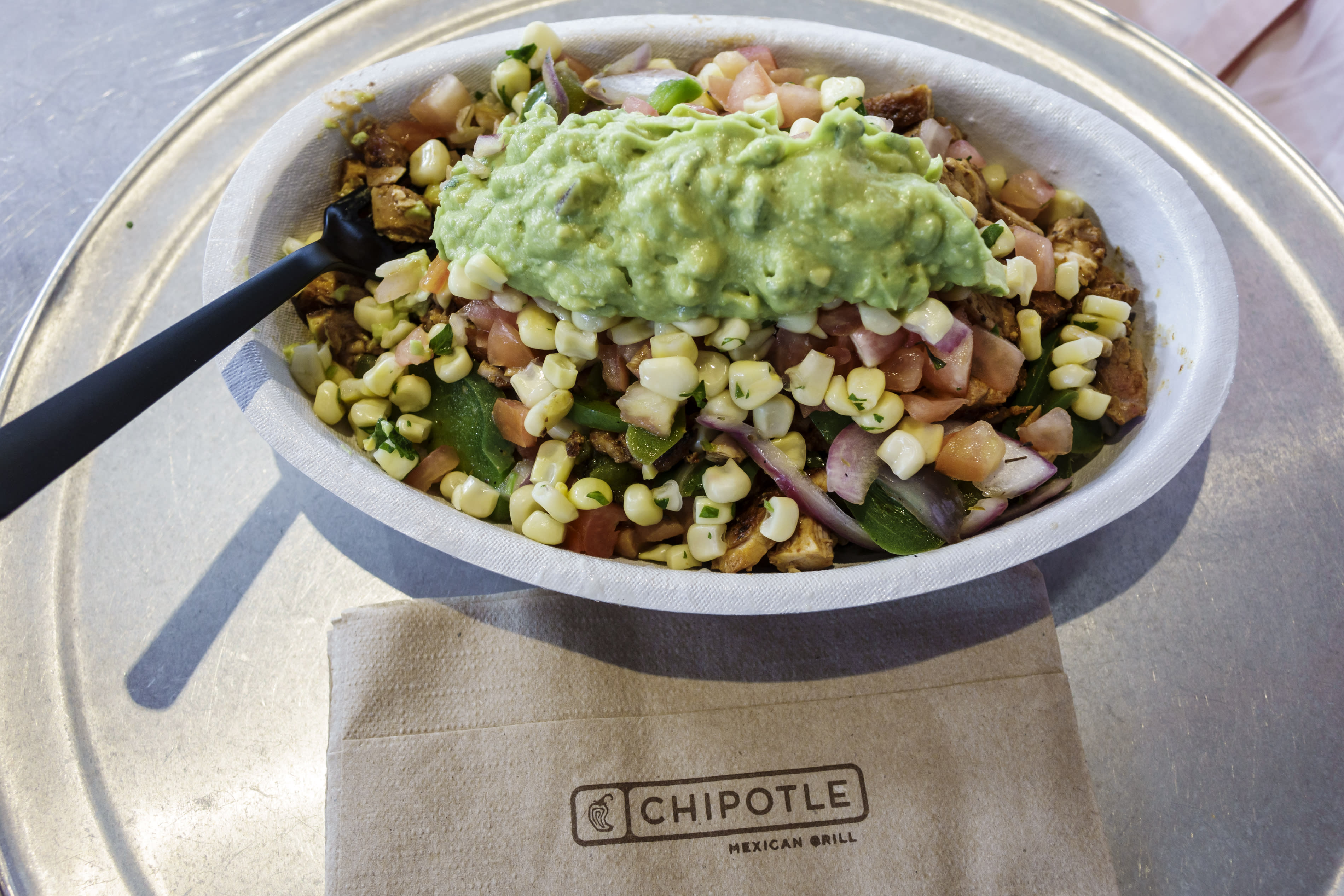 Chipotle CFO: We are closing in on $1 billion in digital sales