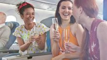 The real reason why drinks taste different on a plane