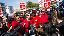 Biden, Warren Join GM Workers as UAW's Strike Enters Second Week
