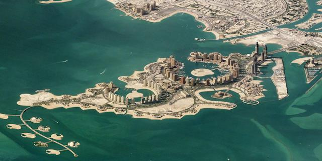 Side view satellite images turn the Earth into 'Sim City'