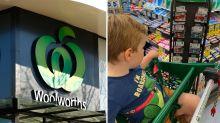 'Dangerous' Woolworths display complaint sparks debate