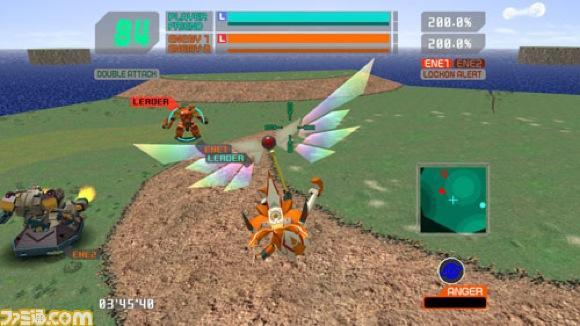 Robots team up in Virtual-On Force for Xbox 360