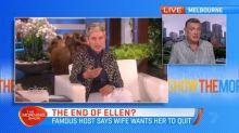 Ellen hints at end of talk show