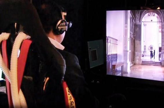TMU's virtual body simulates most senses from the comfort of your seat (video)