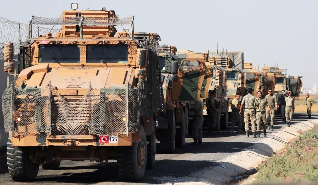 Kurdish, Syrian, and Turkish Ironies