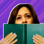 Kamala Harris would be a refreshingly literary vice president