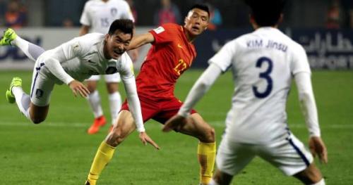 Foot - CM - Asie - Eliminatoires Mondial 2018 (zone Asie) : La Corée s'incline en Chine