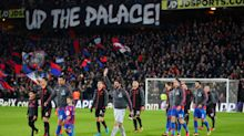 Arsenal bring Crystal Palace's unbeaten run to an end