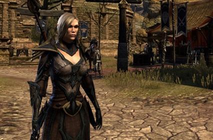 Elder Scrolls Online spotlights Dragonknight Healer build