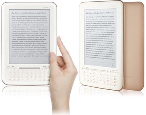 iriver teams with LG Display on Story HD e-reader, bumps resolution to 1024 x 768