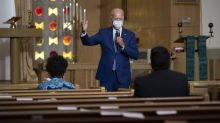 Etats-Unis: Joe Biden a parlé au téléphone avec Jacob Blake et rendu visite à sa famille