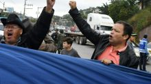 Army clears Honduras streets of protesters alleging poll fraud