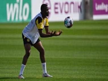 Bundesliga: Borussia Dortmund's Youssoufa Moukoko racially abused, threatened at Schalke junior game