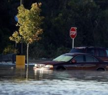 Flooding after Hurricane Matthew swamps North Carolina towns