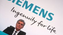 Siemens CEO received pay rise in 2018: annual report