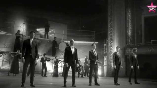 The Wanted : Show Me Love (America) le clip
