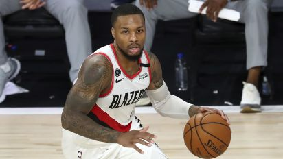 Blazers' Lillard cries foul over Clippers' antics